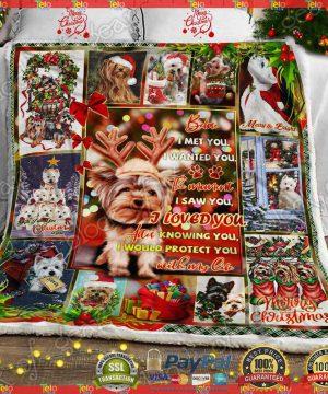 Merry Christmas Truck Sofa Throw Blanket