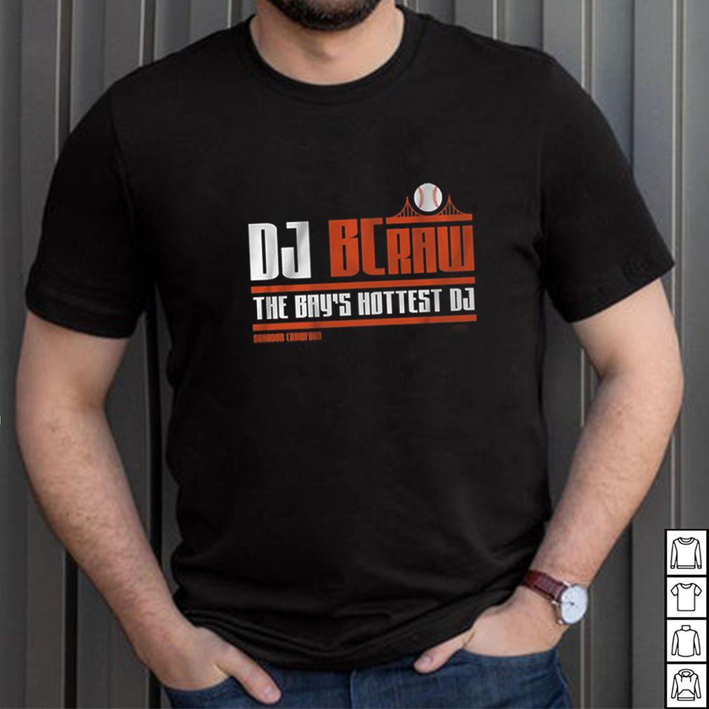 Brandon Crawford DJ BCraw Shirt