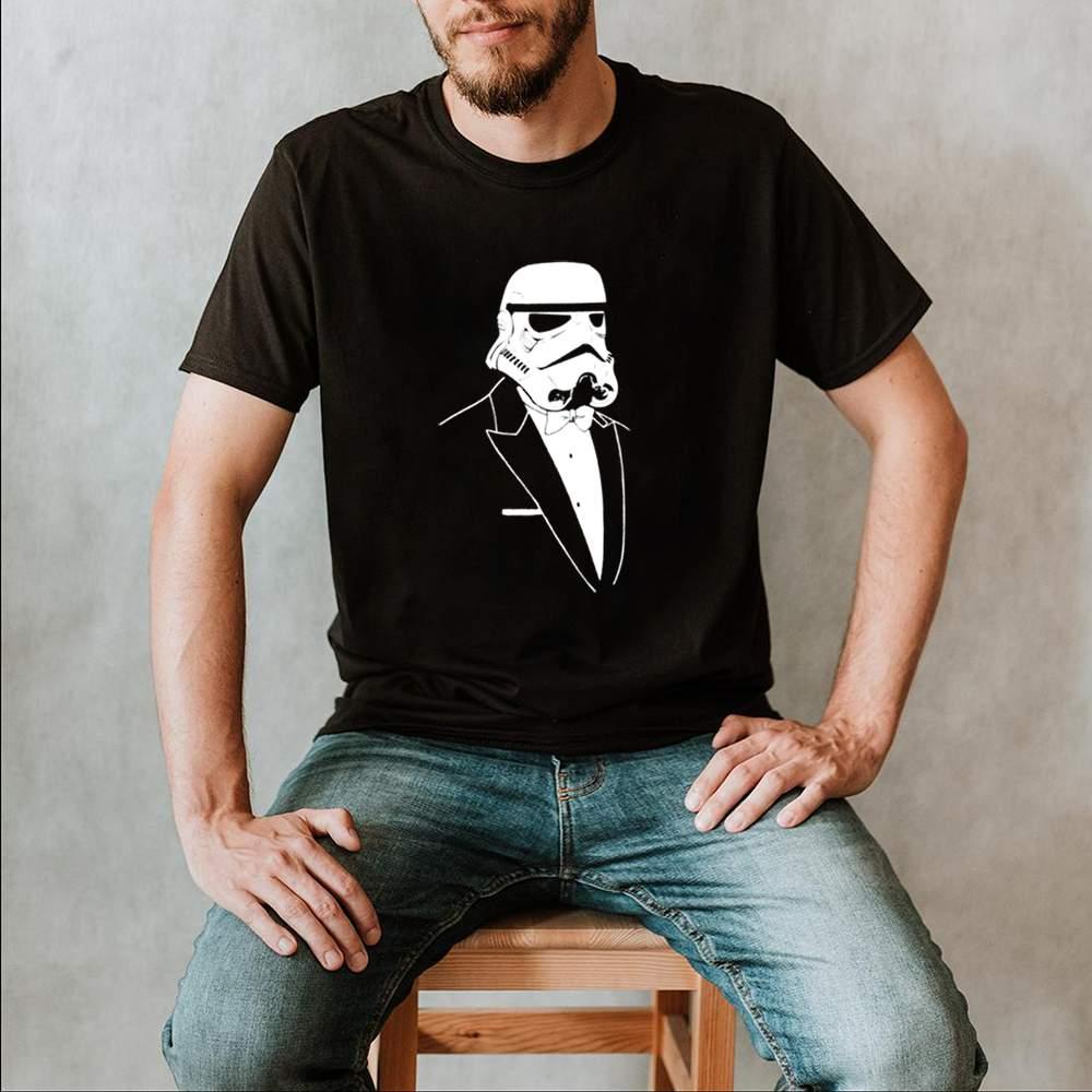Mister trooper shirt