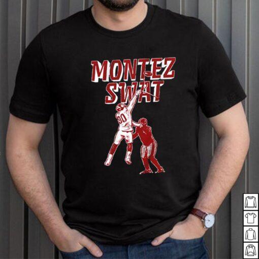 Montez Swat Shirt Montez Sweat