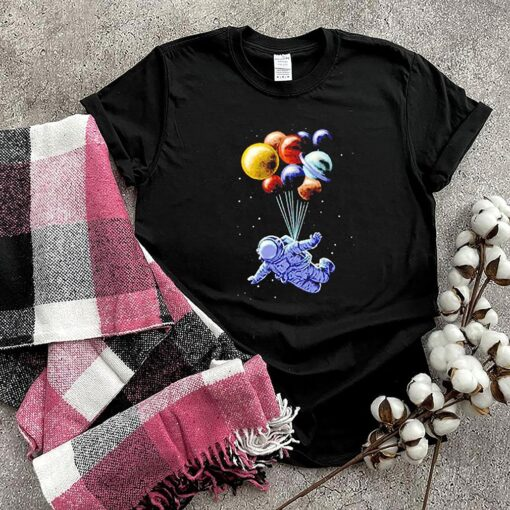 Space Travel Balloon shirt