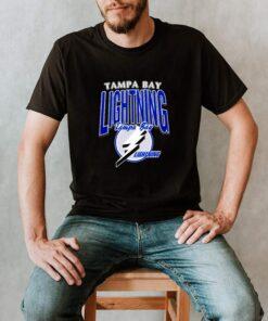 Tampa Bay Lightning logo 2021 shirt