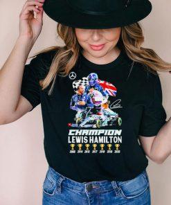 Champion lewis hamilton 1008 2021 shirt