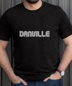 Danville Vintage Retro 60s 70s 80s shirt
