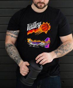 The Valley Phoenix Suns 1 shirt