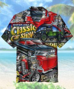 2018 Cifca Season Hawaiian Shirt