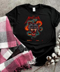 2020 Metallica Snake Perfect T Shirt