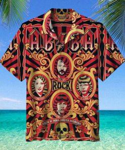 ABBA Band Hawaiian Shirt