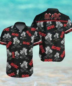 AcDc Hawaii Hawaiian Shirt Fashion Tourism For Mens, Womens Shirts