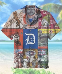 Amazing Detroit Tigers Hawaiian Shirt