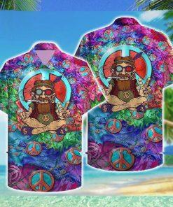 Amazing Hippie Hawaii Hawaiian Shirt Fashion Tourism For Men, Women Shirt