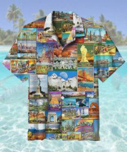 American Attractions Vintage Hawaiian Shirt