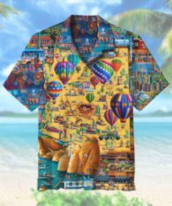 Arizona Vintage Hawaiian Shirt