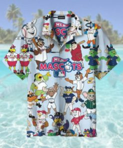 Awesome Baseball Team Hawaiian Shirt