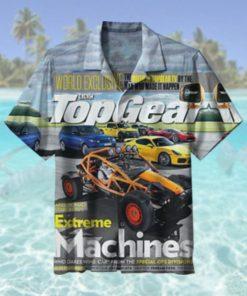 BBC Top Gear Hawaiian Shirt