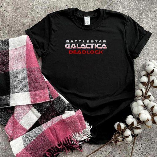 Battlestar galactica deadlock shirt