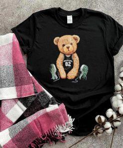 Bear Giannis Antetokounmpo Domrebel 82 shirt