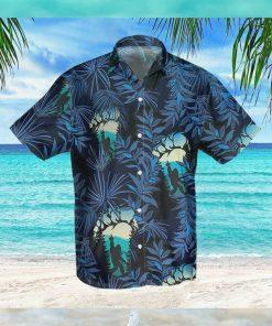 Bigfoot Hawaii Hawaiian Shirt Fashion Tourism For Men, Women Shirt