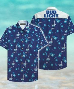 Bud Light Hawaii Hawaiian Shirt Fashion Tourism For Men, Women Shirt