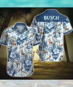 Busch Beer Hawaii Hawaiian Shirt Fashion Tourism For Men, Women Shirt