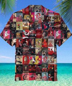 Carmen Opera Classics Hawaiian Shirt