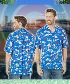Chicago Cubs Hawaii Hawaiian Shirt Fashion Tourism For Men, Women Shirt
