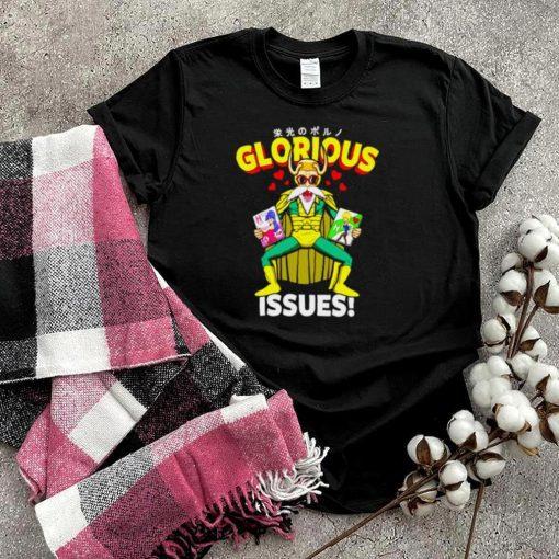 Classic Roshi Glorious issues shirt
