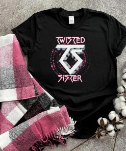 Classics Twisted Arts Sister Music Band T Shirt