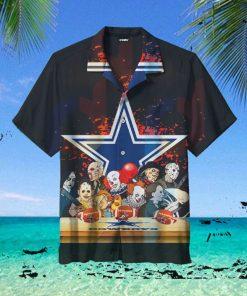 Dallas Cowboys Clown Hawaiian Shirts