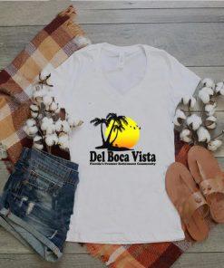Del Boca Vista Retirement Community Novelty Design shirt