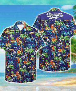 Dodgers Hawaii Hawaiian Shirt Fashion Tourism For Men, Women Shirt