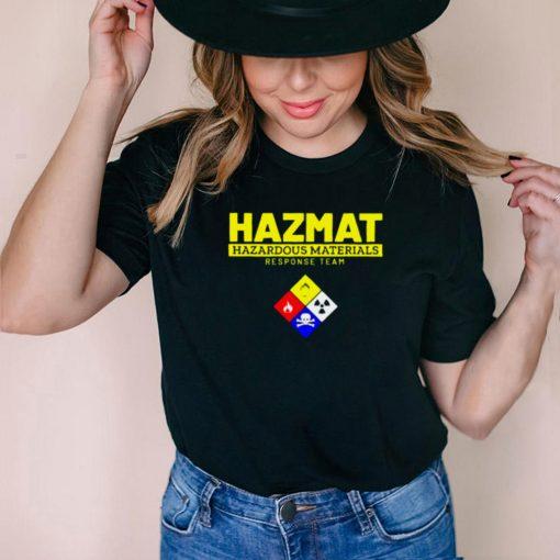 Hazardous Materials Team Related Haz Mat T Shirt