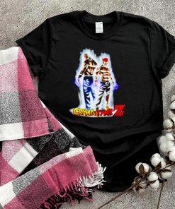 JTG cryme tyme Dragon Ball Z shirt