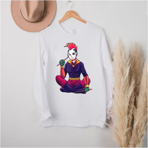Japanese Cyberpunk cosplayer Cyberpunk T hoodie, tank top, sweater