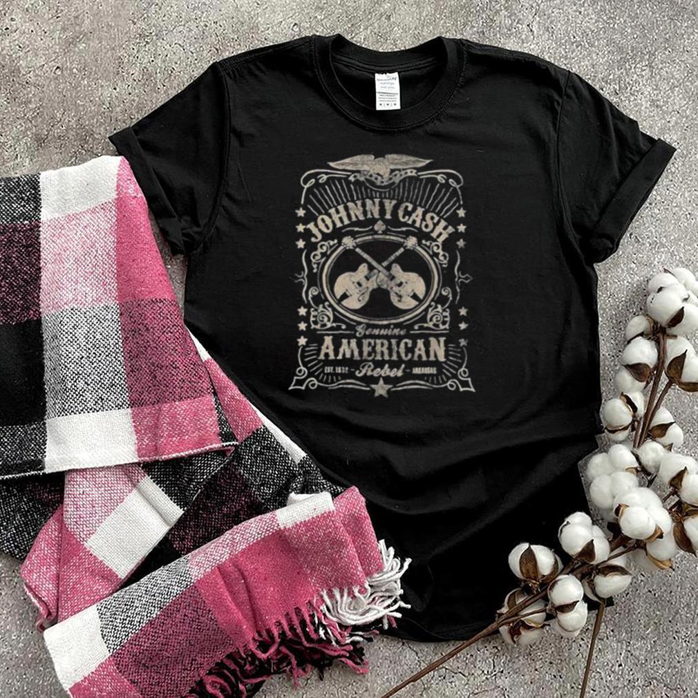 Johnny Cash Memphis American T Shirt