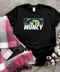 Laser Vision Max Muncy shirt