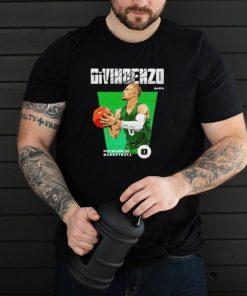 Milwaukee Basketball Donte DiVincenzo Premiere shirt