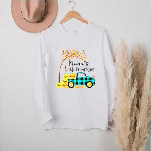 Nanas little pumpkins hoodie, tank top, sweater Gigis little pumpkins hoodie, tank top, sweater