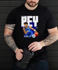 Saddiq Bey Detroit Pistons shirt