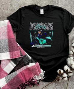 Seattle Hockey Chris Driedger Cage signature shirt