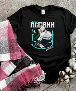 Seattle Hockey Jared McCann Goal signature shirt