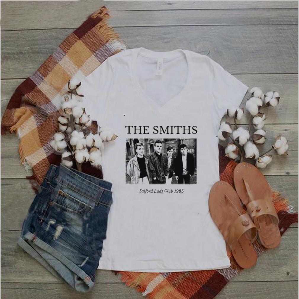 Smiths Salford Lads Club 1985 T shirt