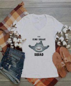 The king shark squad shirt