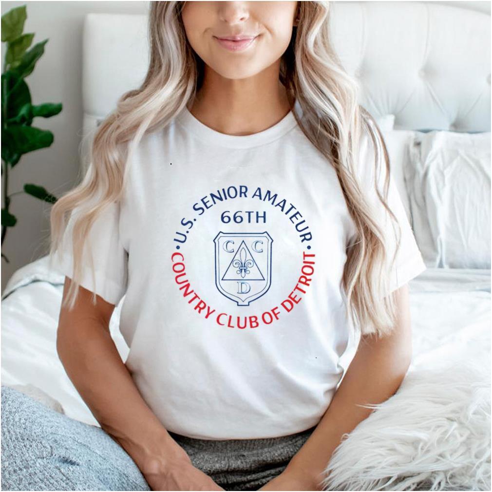 Unisex 2021 U.S. Senior Amateur Imperial shirt