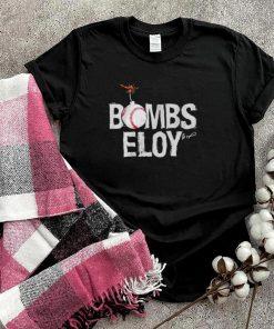 bombs Eloy Jimenez CHI shirt