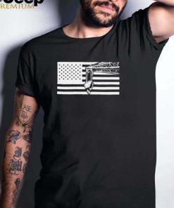 American Crane Operator Tower Cranes T shirt