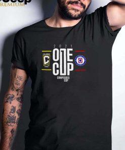 Columbus Crew vs. Cruz Azul 2021 campeones cup shirt