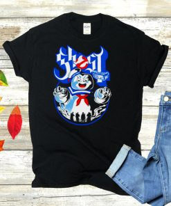 Ghost stay puft shirt