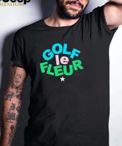 Golf le fleur converse x golf wang le fleur jade lime shirt