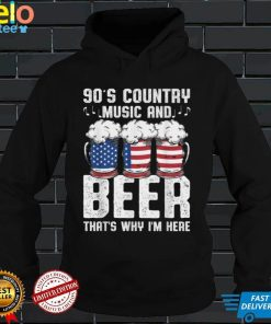 90s Country Music for beer drinkers T Shirt